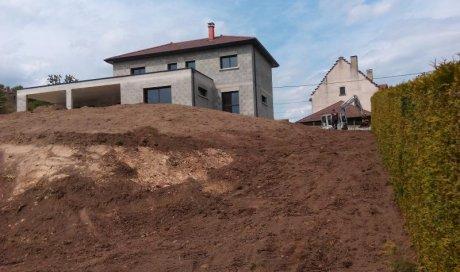 FAF TP Mise en forme suite à construction Montalieu-Vercieu